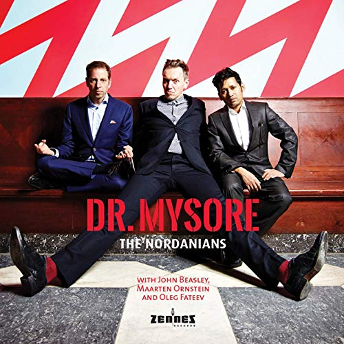 CD: The Nordanians - Dr.Mysore